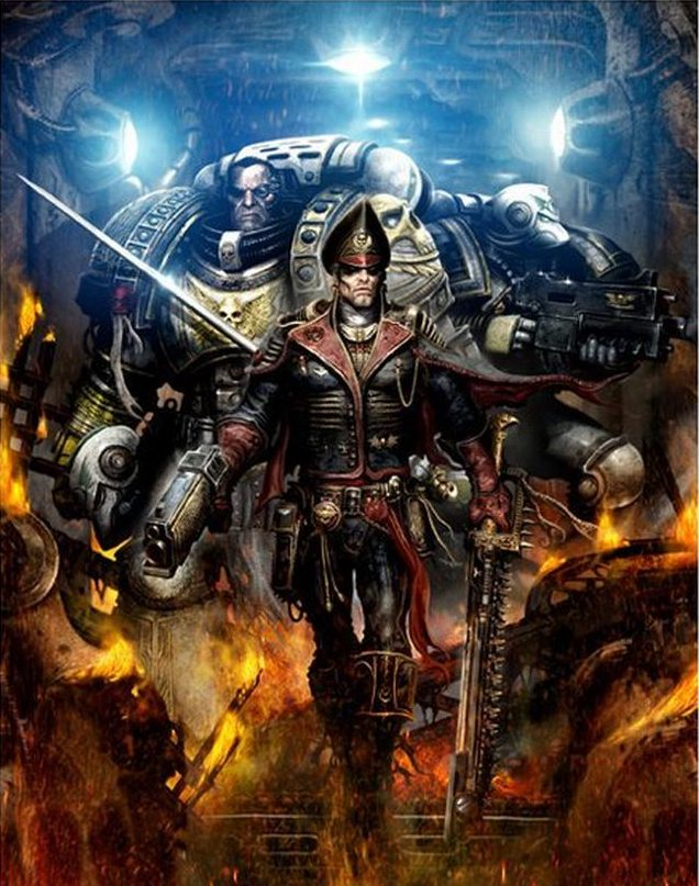 Warhammer 40k Universe Reviewed By Lewis